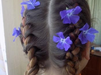 Итоги конкурса «Коса — девичья краса»