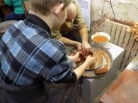 Практикум в Гончарной мастерской