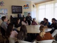 Студенты медицинского колледжа посетили наш Центр