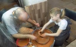 Дети стационарного отделения посетили гончарную мастерскую