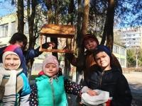 Акция: « Покорми птиц зимой»