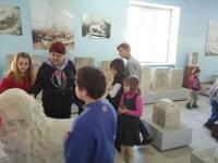 Экскурсия в музей античности «Лапидарий».