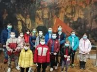 Экскурсия в картинную галерею.