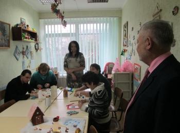 Заместитель министра образования, науки и молодежи РК в Центре