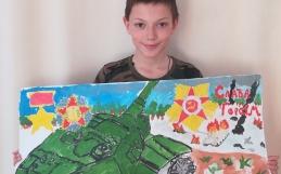 Наш воспитанник принял участие в конкурсе «Мы помним»