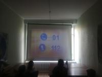 Демонстрация кино- и видеофильмов по тематике ГО
