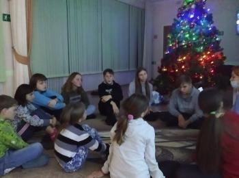 Посиделки «Рождества волшебные мгновенья…»