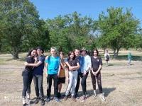 Поход в Приморский парк с воспитанниками Центра
