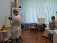 Вакцинация сотрудников