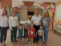 КГМТУ поздравили воспитанников с 1 сентября