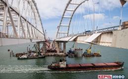 Крымский Мост: 816 ДНЕЙ ЗА 3 МИНУТЫ